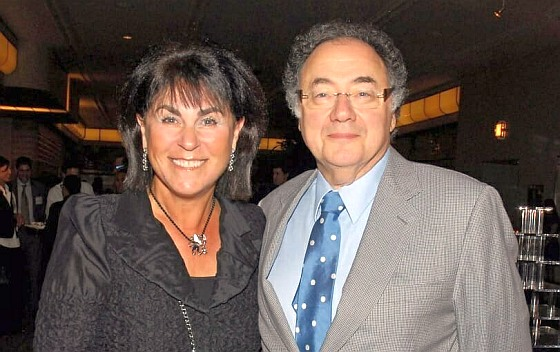 [Barry and Honey Sherman]