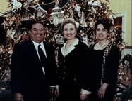 [Hillary with Jorge Cabrera]